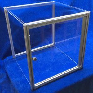 Schutzgehäuse mit Schloß für 3D Drucker, Drohne, Labor