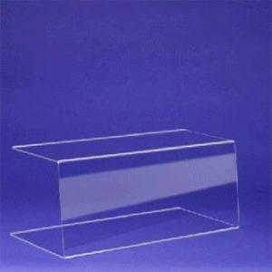 Spuckschutz Diebstahlschutz aus Acrylglas / Plexiglas